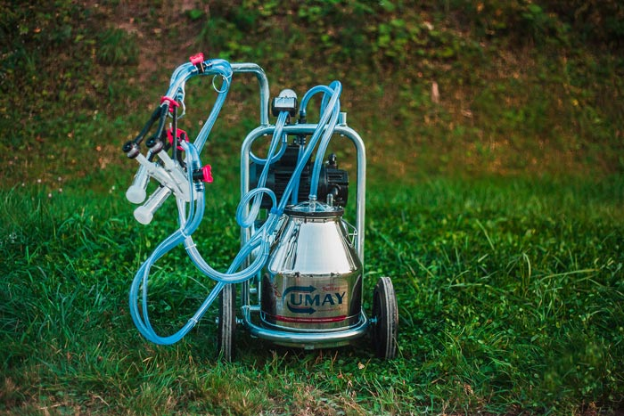 доильный аппарат для коз